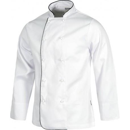 Chaqueta de cocina chaquetas de moda para la temporada 2018 for Chaquetas de cocina originales