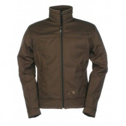 "CHAQUETA SOFTSHELL ""YELCHO BROWN"""