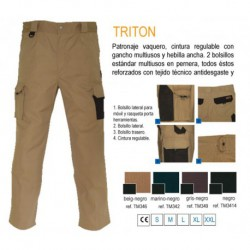 "PANTALON TECNIC LINE ""TRITON"""