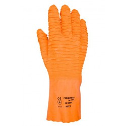 GUANTE JUBA FISHERMAN LATEX RUGOSO