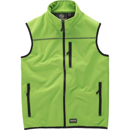 CHALECO SOFTSHELL S9310